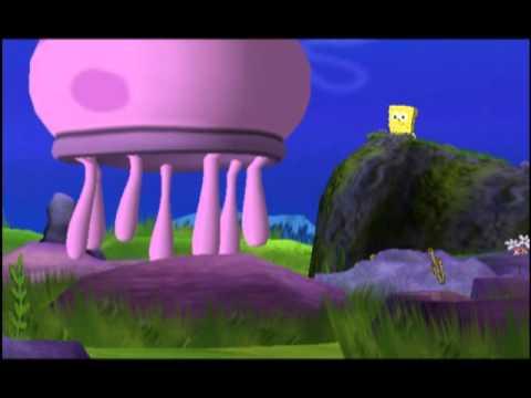 The spongebob squarepants movie playstation 2 part 4