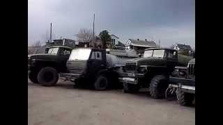Военный хлам из Крыма, возвращают на Украину.
