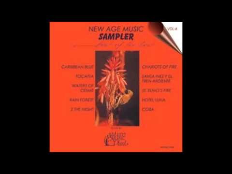Caribbean Blue - New Age Music Sampler Vol. 2