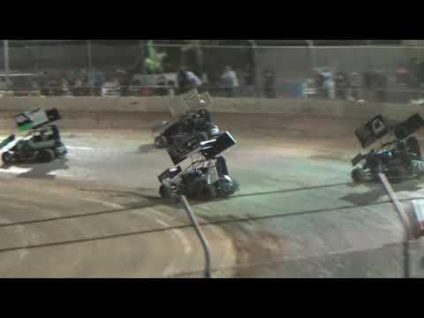 Caden Stoll (Stolly's Clip) - Delta Speedway 8.18.18