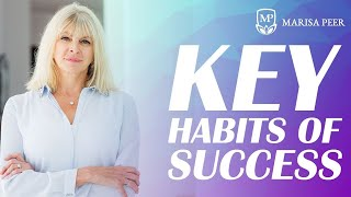 The KEY Habits of Success - Marisa Peer