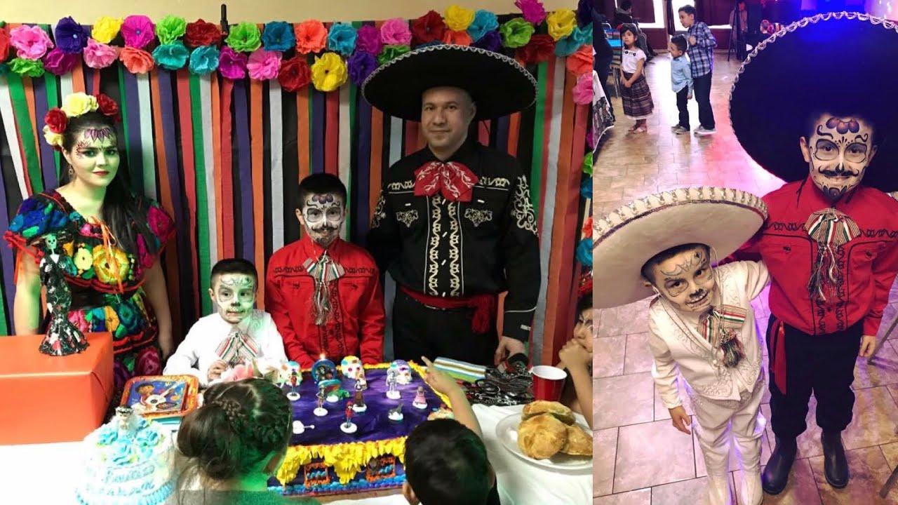 Ver Fiesta Estilo Película de Coco – Fiesta Mexicana – Todas las Cansiones de en Español