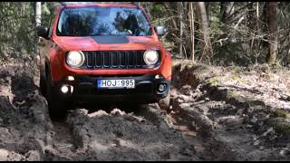 Jeep Renegade Trailhawk Test Drive