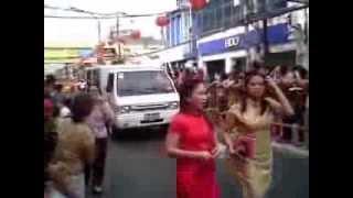 Sun Yat Sen & Ateneo Schools @ Iloilo 2014 CNY Grand Parade