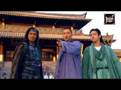 Đại Hội Võ Lâm KIỀU PHONG, HƯ TRÚC, ĐOÀN DỰ Cân Lục Đại Môn Phái | Thiên Long Bát Bộ | Trùm Phim