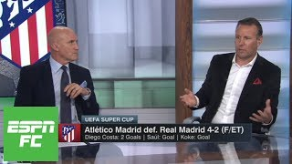 Atletico Madrid vs. Real Madrid analysis: Does Real Madrid miss Ronaldo already? | ESPN FC