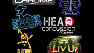 RAGGA DANCEHALL MIX SESSION 2012 - DJ FLUFFY (HD FAMILY)