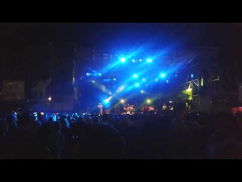 Inner Circle - Sweat ( A La La Long) Live Festa Radio Onda d'Urto  27/08/2014