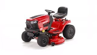 CRAFTSMAN T150 19-HP Hydrostatic 46-in Riding Lawn Mower
