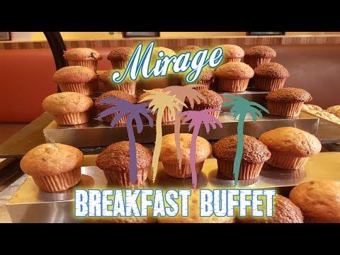 Mirage las vegas breakfast