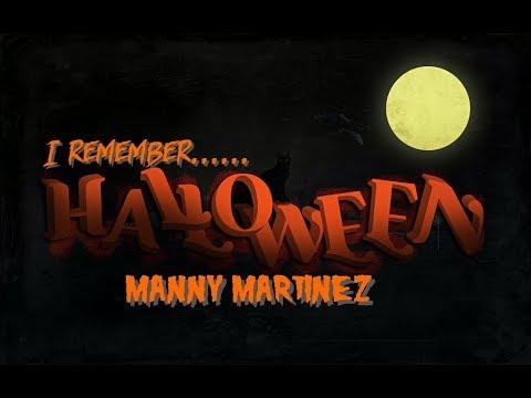 I REMEMBER HALLOWEEN - Original Misfits Drummer Manny Martinez