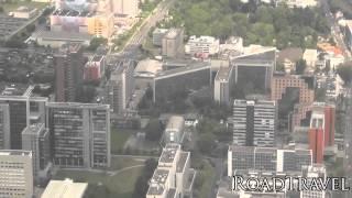 Вид на Франкфурт из самолета + посадка | 15.05.13