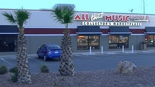 All That Music | El Paso, Texas | Record Stores Across America S0503 | Vinyl Community