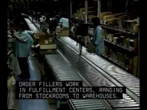Order Filler Career Video YouTube