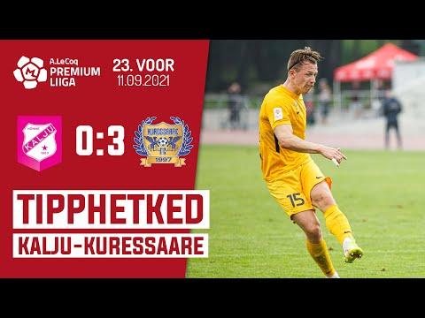 Nomme Kalju Kuressaare FC Goals And Highlights
