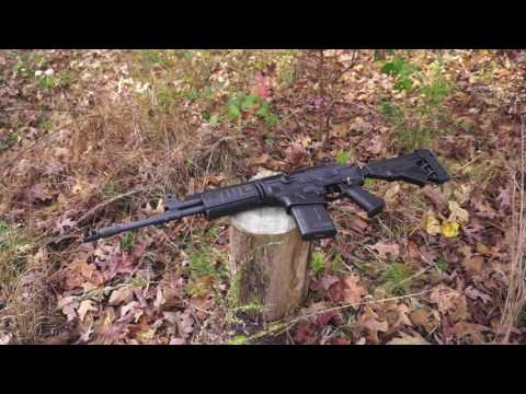 The FNH SCAR 17S Killer: The New IWI Galil ACE in 308