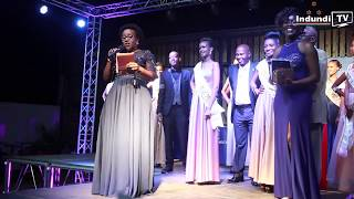 #Indundi Tv| #Big Fizzo on stage Miss Burundi 2017 Final (part II)