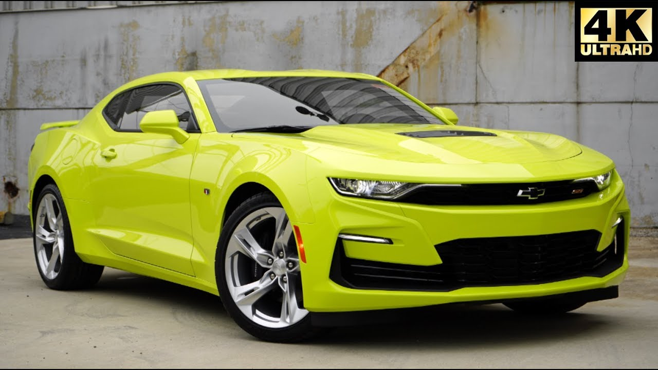 2020 Chevrolet Camaro Ss Review It S Back Better Than Before Youtube