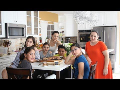 Մանկական Խոհանոց - Kids Youtube Cooking Classes - Heghineh Cooking Show in Armenian