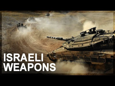 How Israel Became A High-tech Military Power