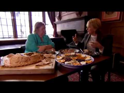 history of food . documentary