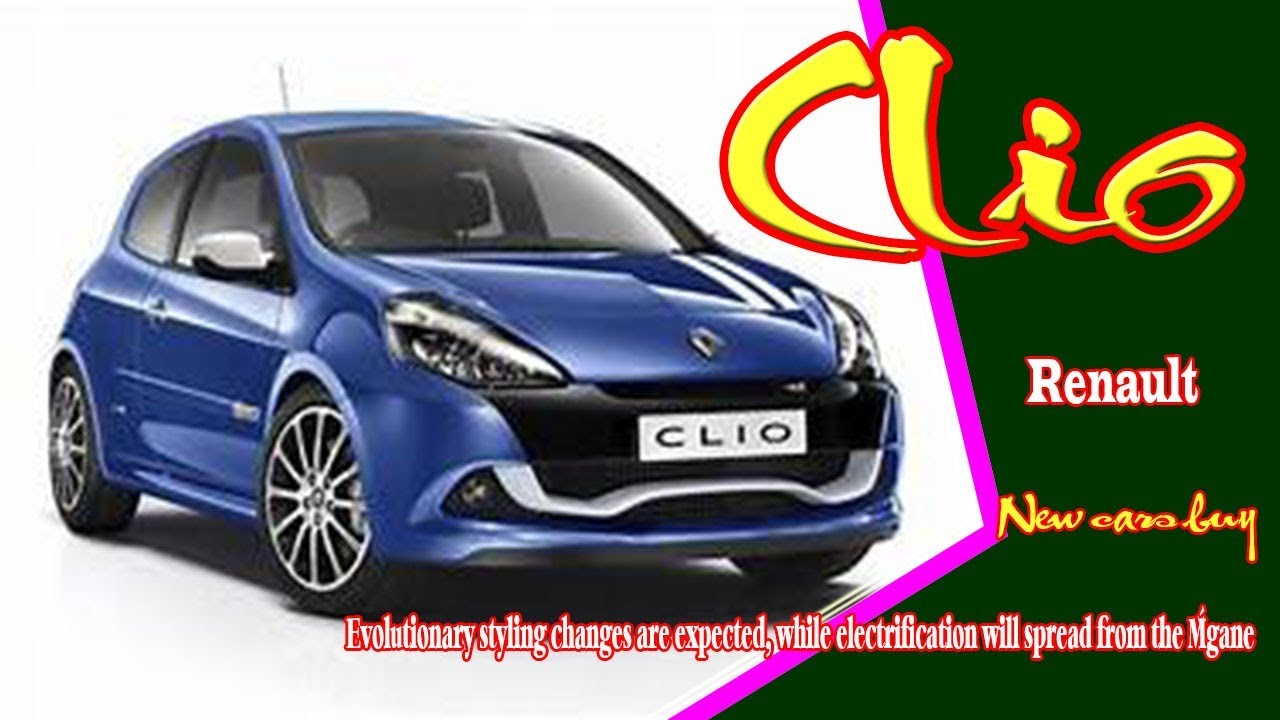 2019 renault clio 2019 renault clio rs 2019 renault clio review 2019 renault clio v youtube. Black Bedroom Furniture Sets. Home Design Ideas