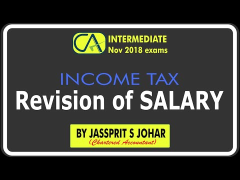 Revision of SALARY | Part 1