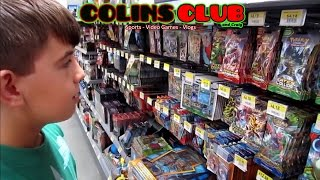 Pokemon card & pack hunting (part 1) - ColinsClub