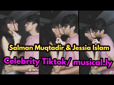 Salman Muqtadir + Jessia Islam Musically New Video | Tiktok |