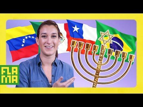 Jewish AND Latino?