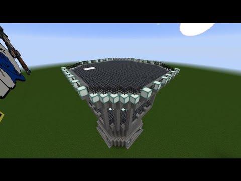 Minecraft Star Wars: Landing platform par TRD [Fr]