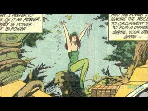 Supervillain Origins: Poison Ivy Mp3