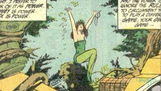 Supervillain Origins: Poison Ivy