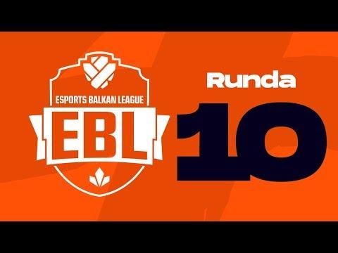 EBL LoL 2019 Runda 10 - ASUS vs WILD w/ Sa1na, Mićko i Đorđe Đurđev