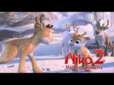 NIKO 2: Mali brat, velika frka (hrvatski jezik) - TV najava