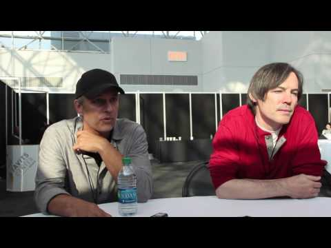 Syfy's The Expanse with Hawk Ostby and Mark Fergus  NYCC 2015