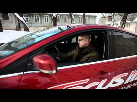 "PRO тест-драйв ""Атлант-М"" C Ярославом Левашовым: Ford Focus III"