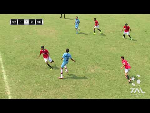 Sudeva Blue v Delhi Dynamos U-18 (Game Week 6 Delhi Conference TAL Delhi Season 3)