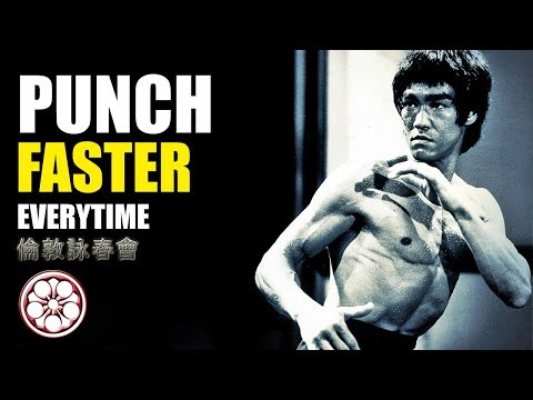 3 Mind HACKS to Punch UNBELIEVABLY Faster! ● Bruce Lee Inspired
