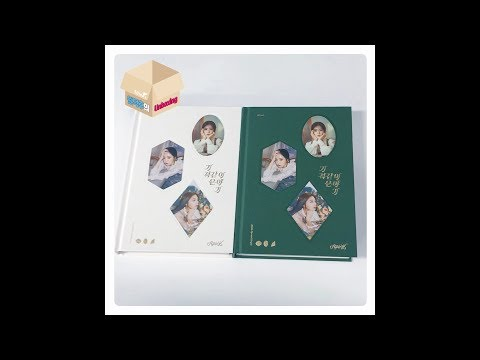 1theK Unboxing(원덕후의 언박싱): Apink (에이핑크) _Special Single 'Miracle'