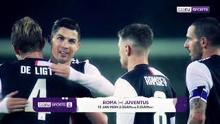 AS Roma VS Juventus LIVE di beIN Sports 2