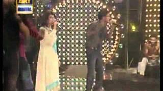 ALI RAZA with fariha pervez medley