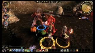 Dragon Age Origins - Combat PC Gameplay Part 1 [HD]