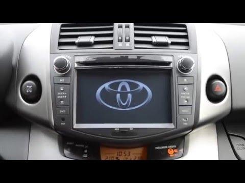 Видео обзор магнитола Zenith для Toyota Rav 4 2006 2013