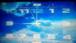 Часы вечерние ОРТ(Первый Канал)21.4.17