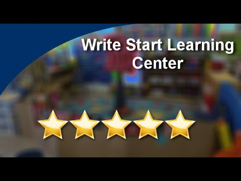 Write Start Learning Center Seminole Remarkable Five Star Review by Tyler Harrop