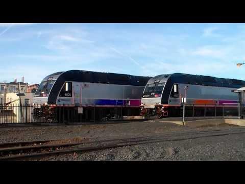 Passenger Trains of the New York Metropolitan Area!