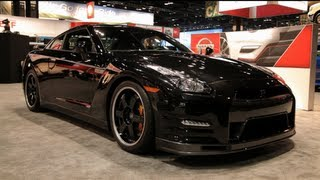 2014 Nissan GTR Track Edition - 2013 Chicago Auto Show