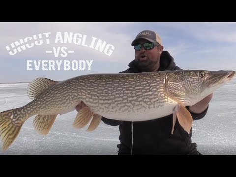 UNCUT ANGLING -vs- Everybody!  (My Story-Part 1)