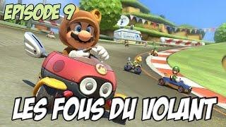 Mario Kart 8: Les fous du volant / Le postillon | Episode 9 Thumbnail